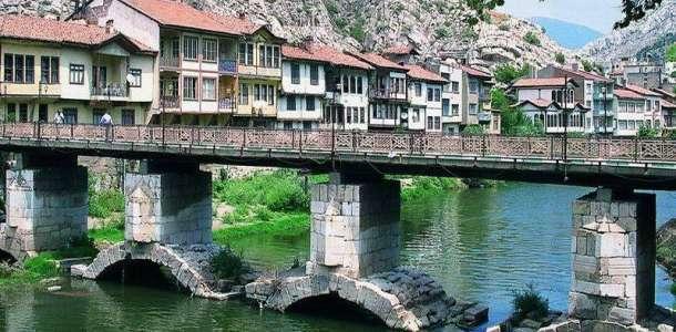 Amasya Şehir Rehberi
