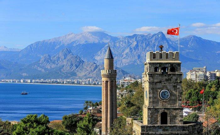Antalya Kalesi