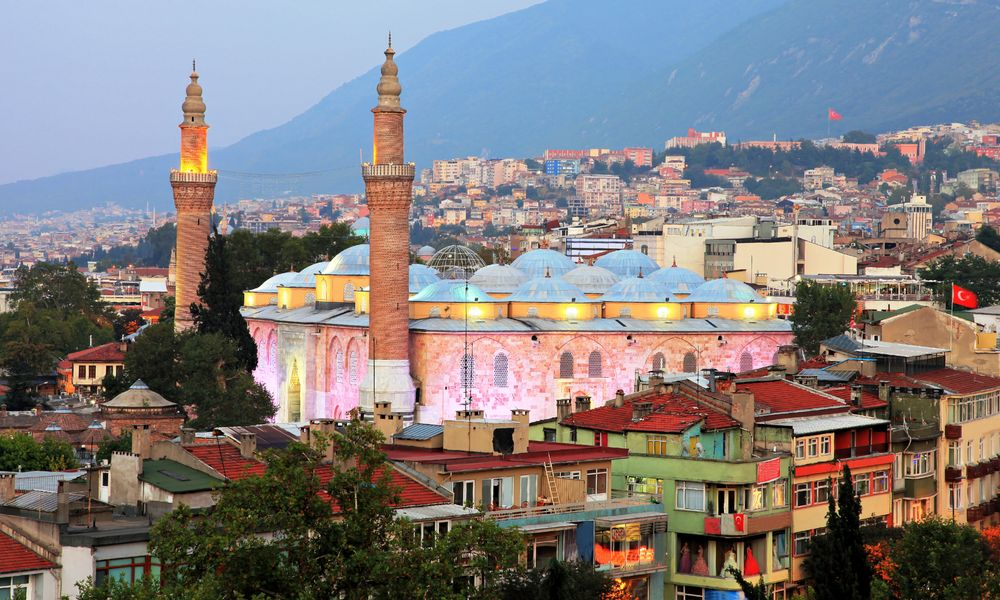 Bursa Şehir Fotoğrafı