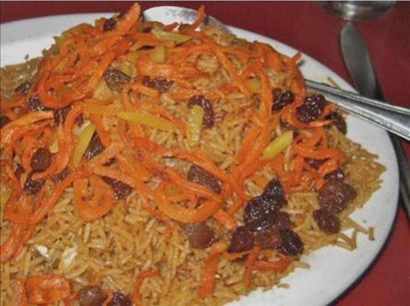 afgan yemekleri ile ilgili görsel sonucu