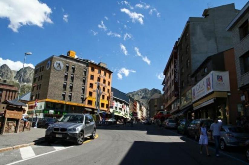Andorra Şehir İçi Ulaşım ile ilgili görsel sonucu