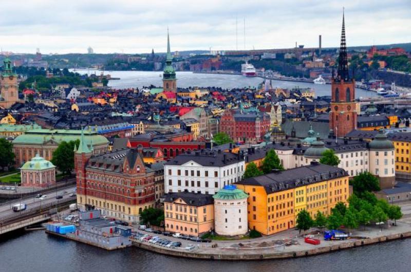 Stockholm Şehir Rehberi